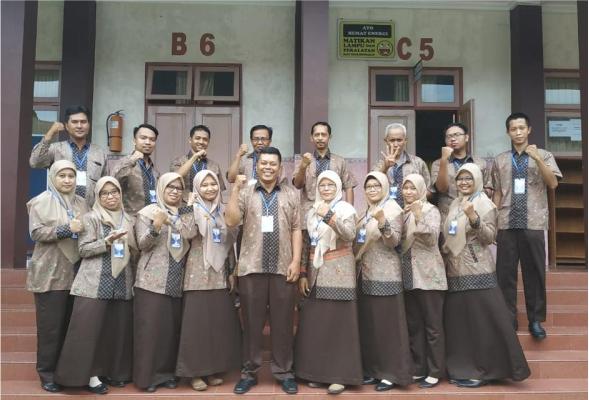 UNBK SMK YAPEK Gombong 2019